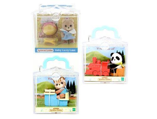Sylvanian Families bébi szettek hordozható dobozban (SLV3350)