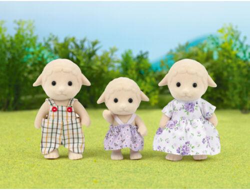 Sylvanian Families bárány család 3 fővel (SLV1908)