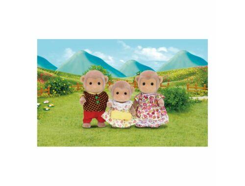 Sylvanian Families majom család 3 fővel (SLV5214)