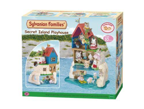 Sylvanian Families titkos sziget játszóház (SLV5229)