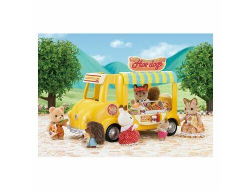 Sylvanian families hot-dog árus autó (5240)