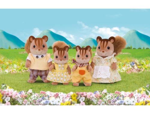 Sylvanian Families mókus család 4 fővel (SLV4172)