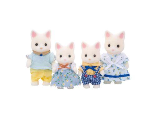 Sylvanian Families selyem cica család 4 fővel (SLV4175)