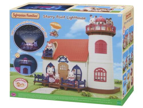 Sylvanian Families világítótornyos hétvégi ház (SLV5267)
