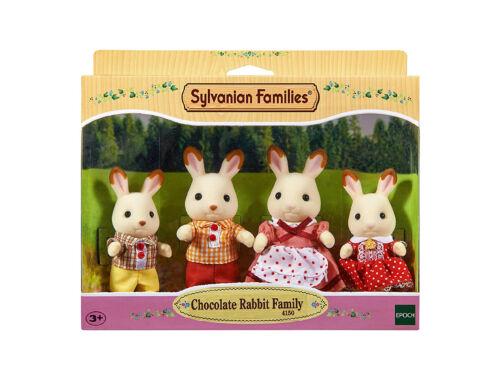 Sylvanian Families csoki nyuszi család 4 fővel (SLV4150)