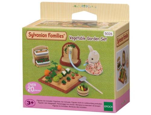 Sylvanian Families zöldségeskert szett (SLV5026)