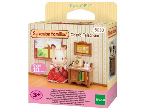 Sylvanian Families klasszikus telefon kisasztallal (SLV5030)