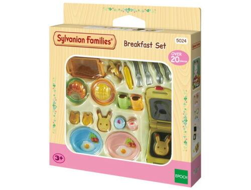 Sylvanian Families reggeliző kiegészítők (SLV5024)