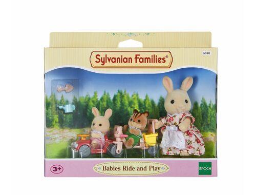 Sylvanian Families bébi járgány szett (SLV5040)