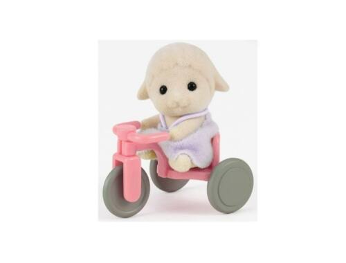 Sylvanian Families bárány bébi triciklivel (SLV4561)