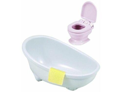 Sylvanian Families fürdő és wc szett (SLV5148)