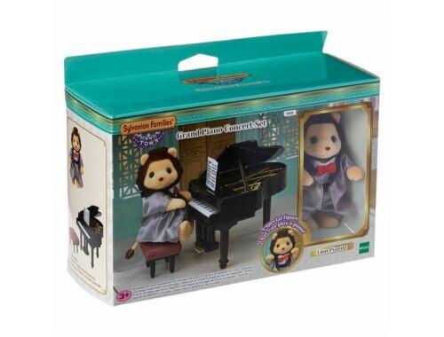 Sylvanian Families városi zongoraművész oroszlán (SLV6011)