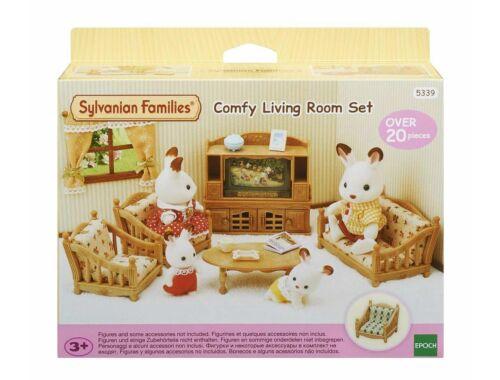 Sylvanian Families komfortos nappali bútor szett (SLV5339)
