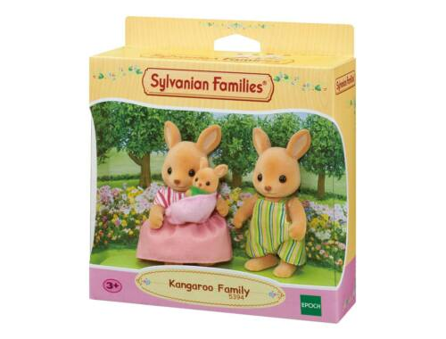 Sylvanian Families kenguru család 3 fővel (SLV5394)