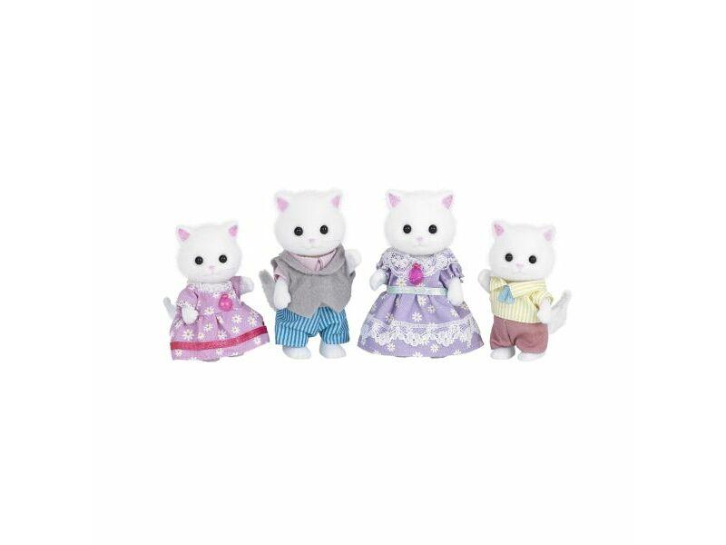 Sylvanian Perzsa cica család
