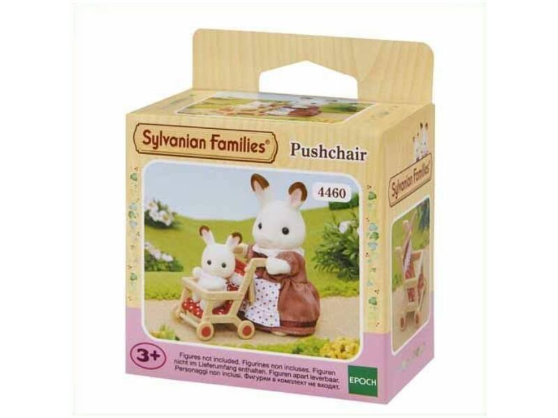 Sylvanian Families babakocsi 4460