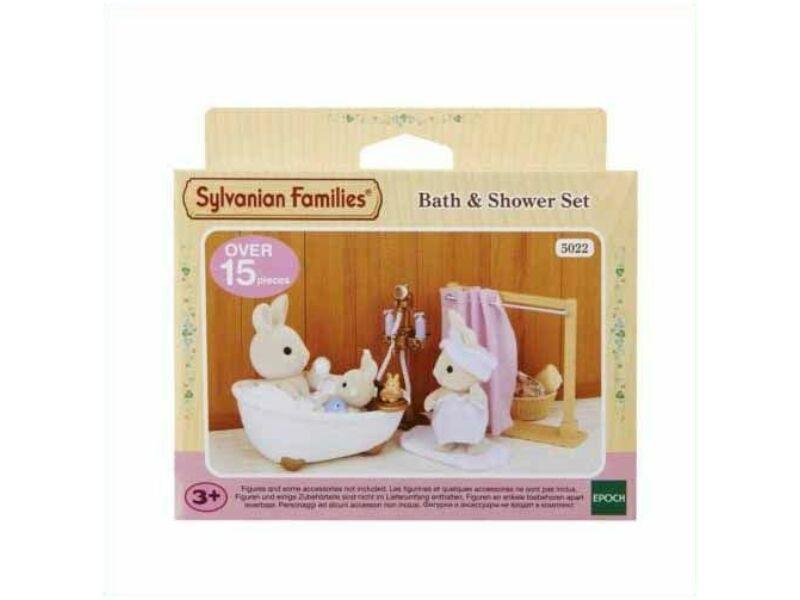 Sylvanian Families fürdő szett
