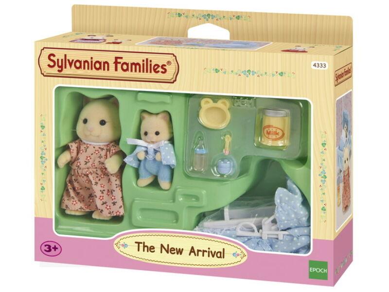 Sylvanian Families újszülött szett