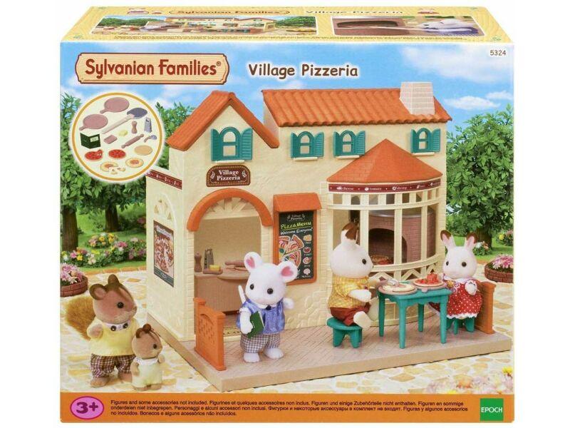 Sylvanian Families falusi pizzéria (SLV5324)