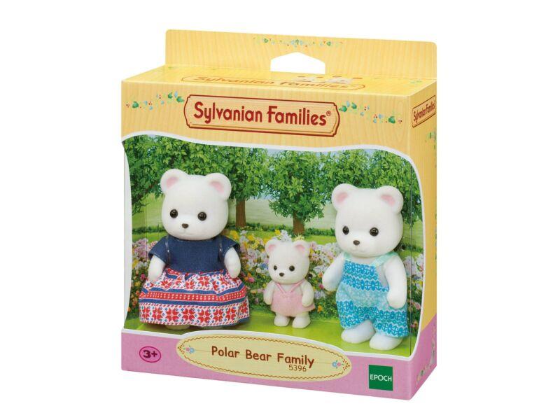 Sylvanian Families jegesmedve család 3 fővel (SLV5396)