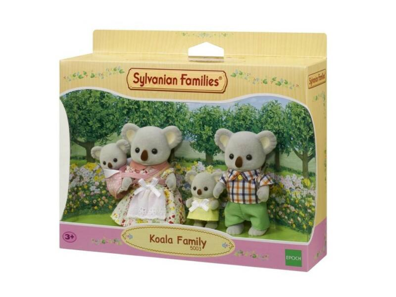 Sylvanian Families Koala család 4 fővel (SLV5003)
