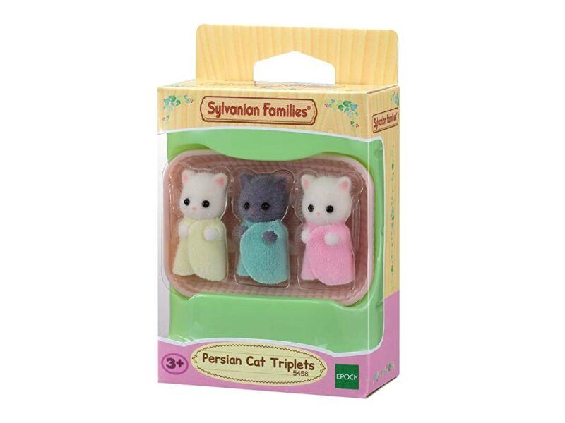 Sylvanian Families Perzsa cica hármas ikrek (SLV5458)