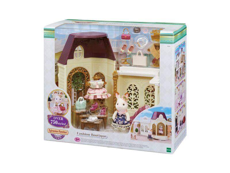 Sylvanian Families divatos butik épület (SLV5460)